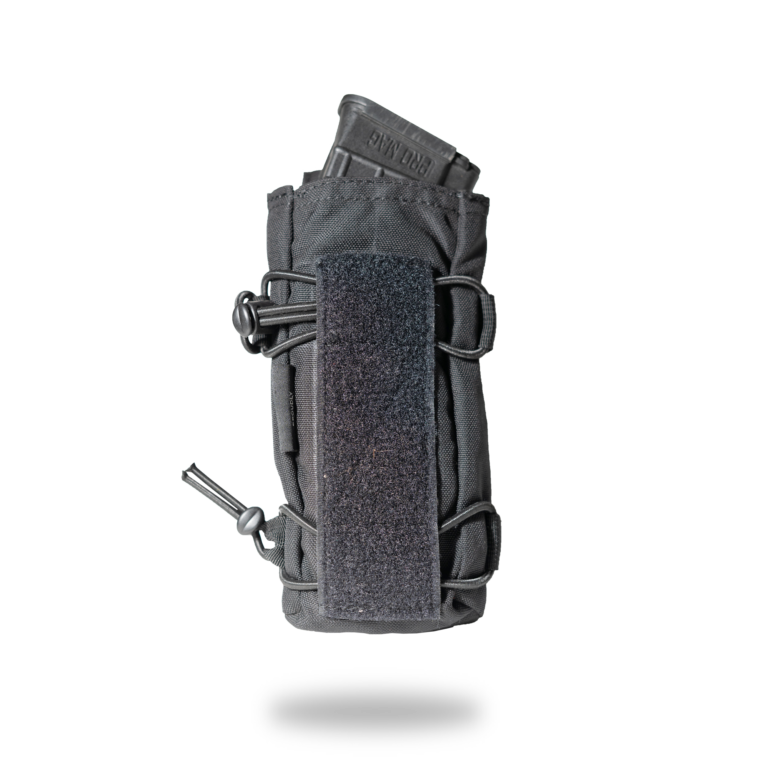 Mag Pouch-Single 7.62X39-Open