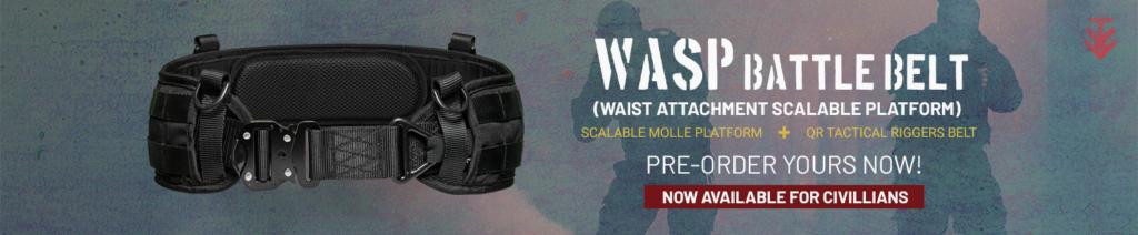 WASP Battle Belt civillian_1